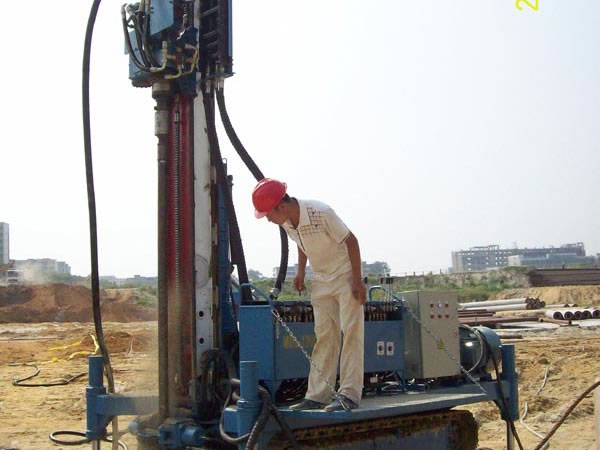 DHT Hammer Drilling